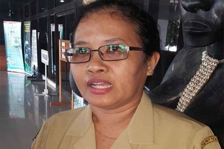 1563320941.Kepala-Biro-Perbatasan-dan-Kerjasama-Luar-Negeri-(BPKLN)-Provinsi-Papua,-Suzana-Wanggai