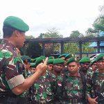 Komandan Korem 172/PWY, Kol. Inf Sugiono