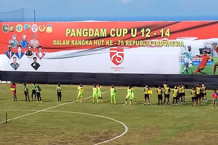 Pangdam Cup U 12-14