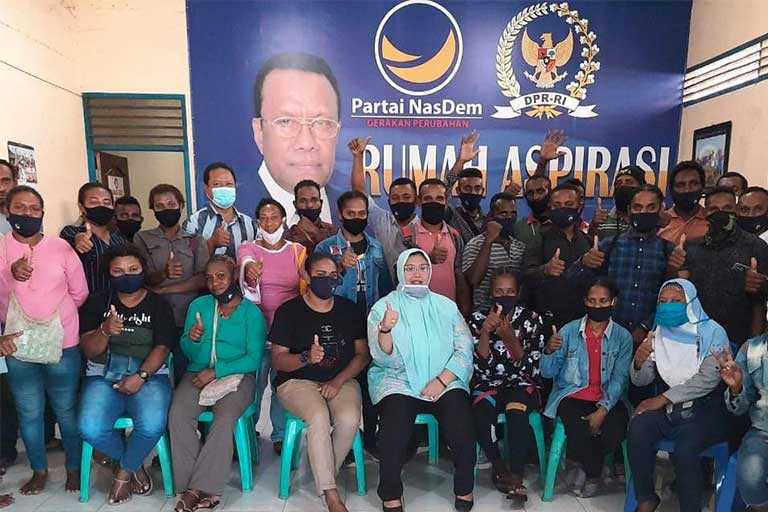 Srikandi NasDem Papua Selatan