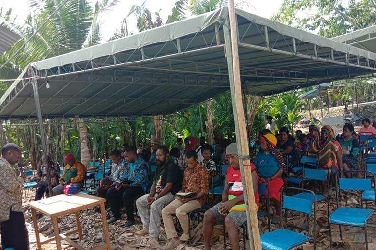 Keluhan dari Warga Perbatasan Kota Jayapura
