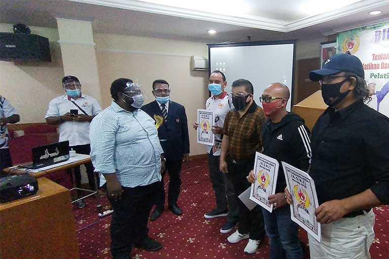 Papua Juara PON XX