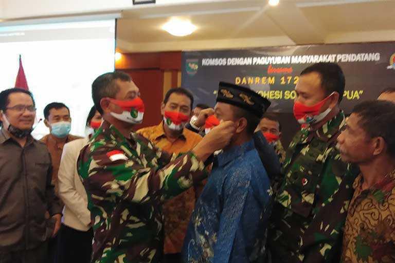 Penyelesaian Konflik Papua