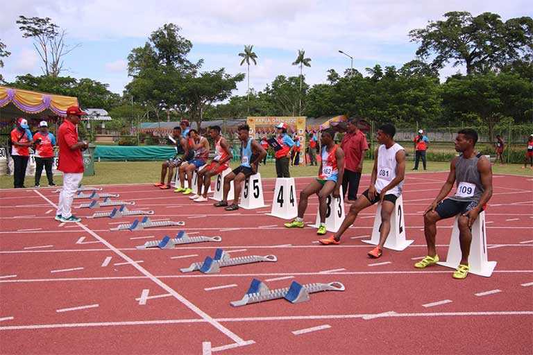 PASI Papua Tetapkan Formasi