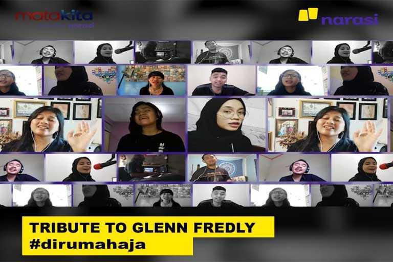 Tribute To Glenn Fredly