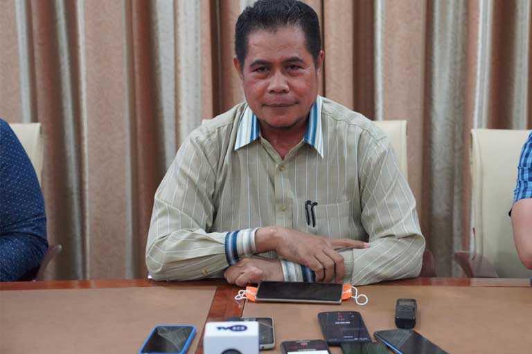 Sekda Papua Bantah Gubernur Positif Covid-19