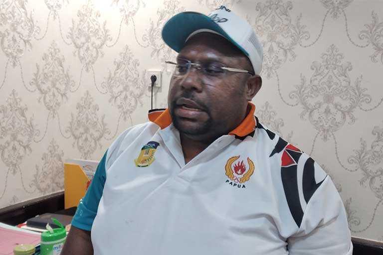 Persiapan pon Atlet Papua