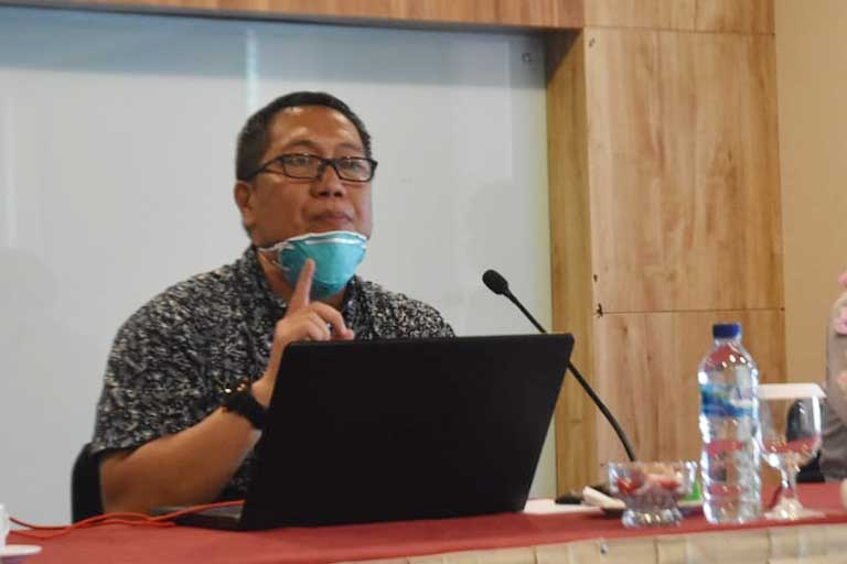 Kasus Positif Covid-19 di Papua