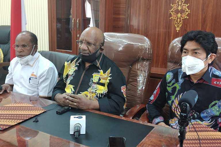 PON Papua Tunda ke Oktober 2021
