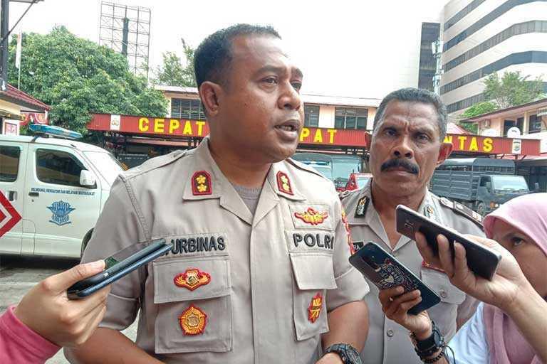 Batas Kota Jayapura Lockdown