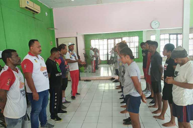 Atlet PON Papua Dirumahkan