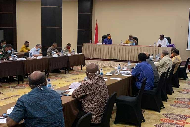 RS Dian Harapan Khusus Covid-19 di Papua