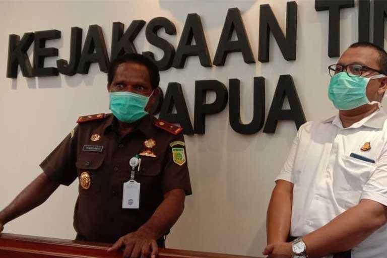 Kajati Minta Rekomendasi Gubernur papua