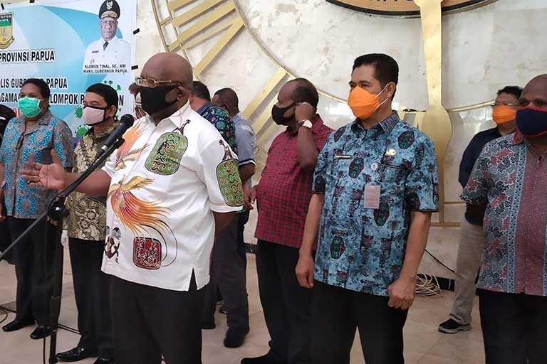 Pemprov Papua Bantu 15 Asrama