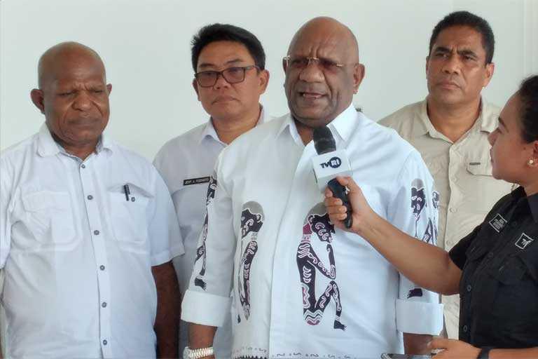 Pemprov Papua Perpanjang libur