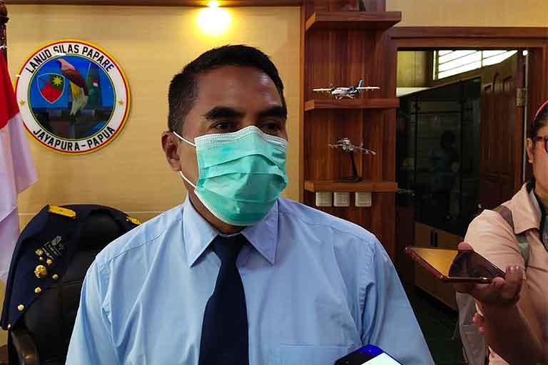 HUT TNI AU Ke-74 Lanud Silas Papare