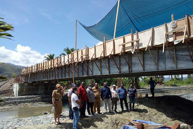 Jembatan Lingkar Yabaso