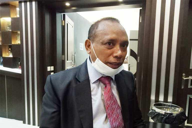 Kunker Waket Komisi I DPR Papua
