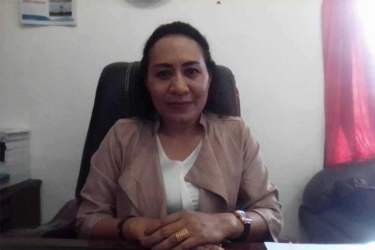 Ketua KPU Kabupaten Merauk