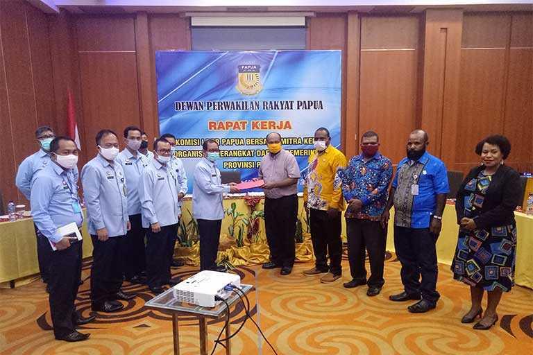 Kemenkum HAM Papua