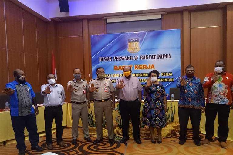 OAP Berkarya di BPN