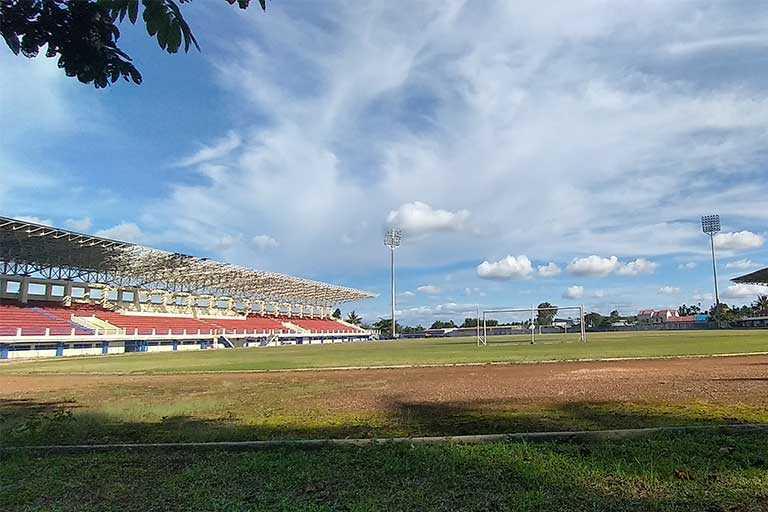 Renovasi Stadion Bas Youwe