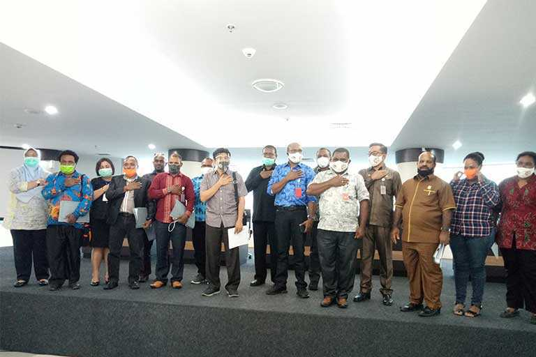 KPU Papua Butuh Anggaran Rp 11 Miliar