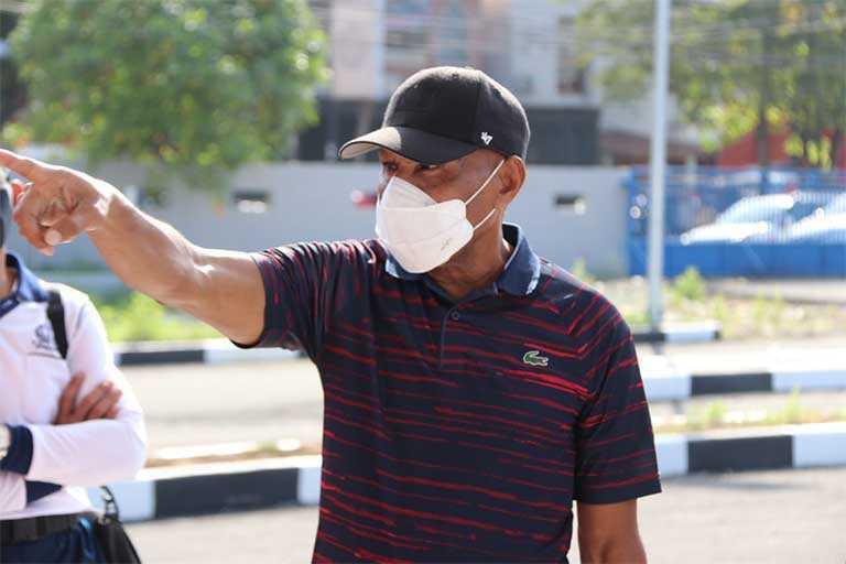 Walikota Jayapura Hentikan Rapid Test Massal