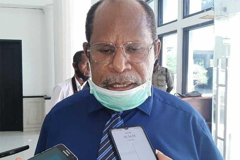 DPR Papua Akan Bersurat Kepada Pemkab/Pemkot