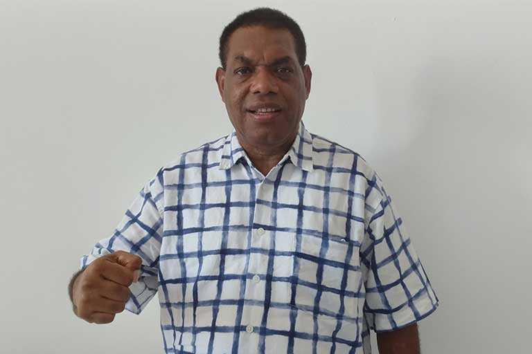 PB PON Papua Jajaki Kerjasama Dengan LPDUK