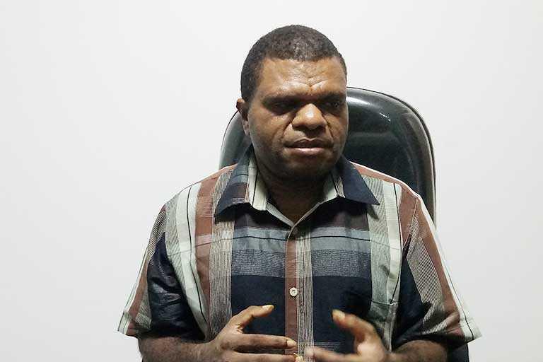 Pansus Otsus DPR Papua