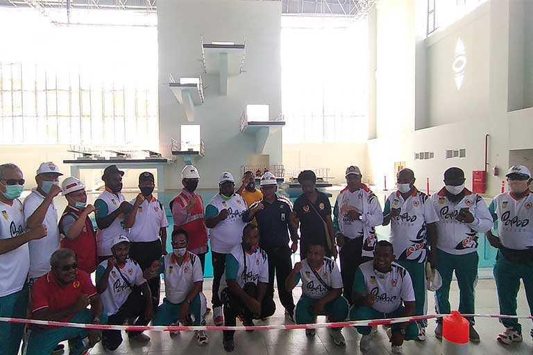 Sejak ditetapkan sebagai tuan rumah Pekan Olahraga Nasional (PON) tahun 2013 lalu, Provinsi Papua sebagai pihak penyelenggara telah menyiapkan venue di Jayapura, Mimika dan Kabupaten Merauke.