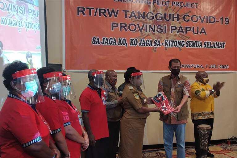 Papua luncurkan RT/RW Tangguh
