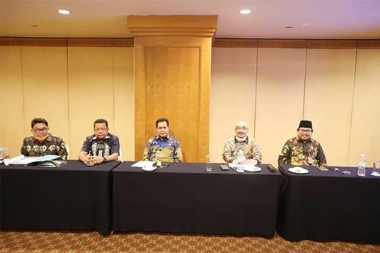 Seleksi Jabatan Sekda Papua