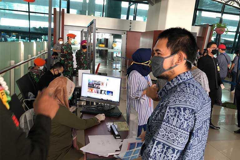 pembatasan penerbangan di Angkasapura II