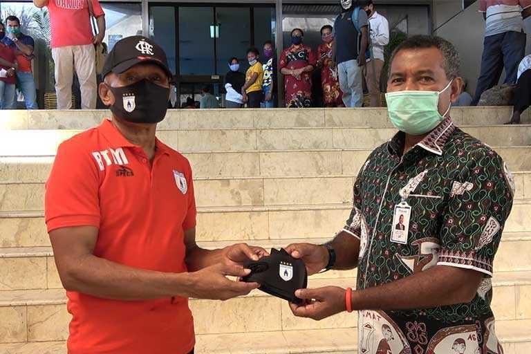 Bank Papua Evaluasi Sponsorship Persipura