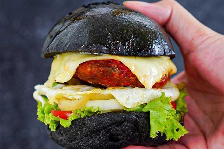 Black Burger Hotel Horison