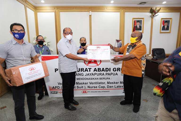 Hasjrat Abadi Group Cabang Jayapura