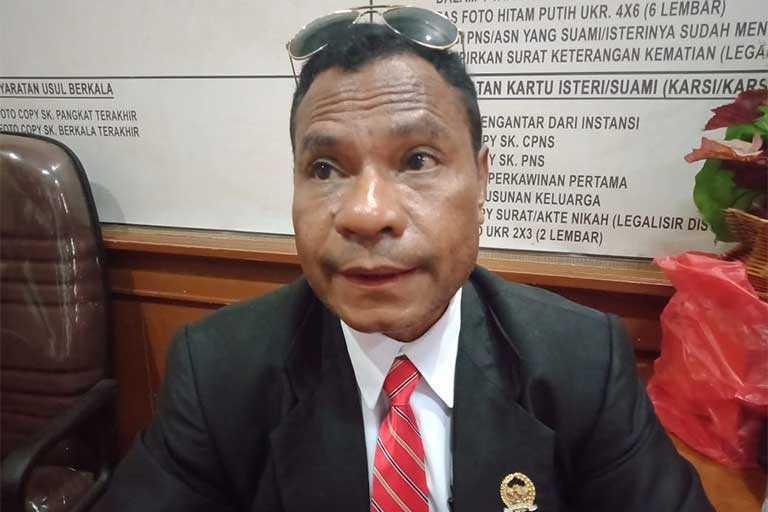 Komisi A DPRD Kabupaten Jayapura