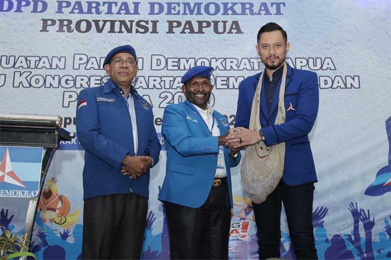 Demokrat Papua Tindak Tegas Sembiring
