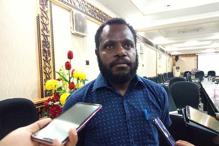 Komisi V DPR Papua