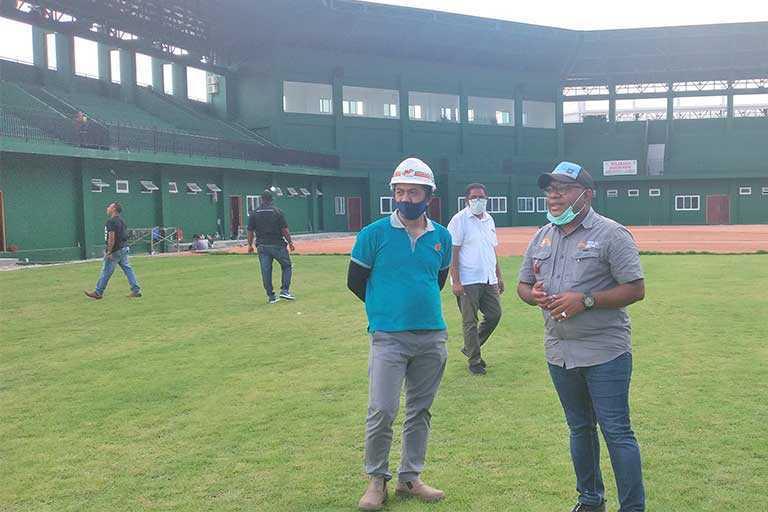Venue Softball dan Baseball Papua