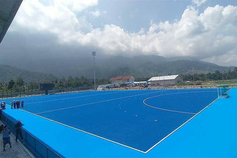 Venue Criket dan Hockey PON XX Papua