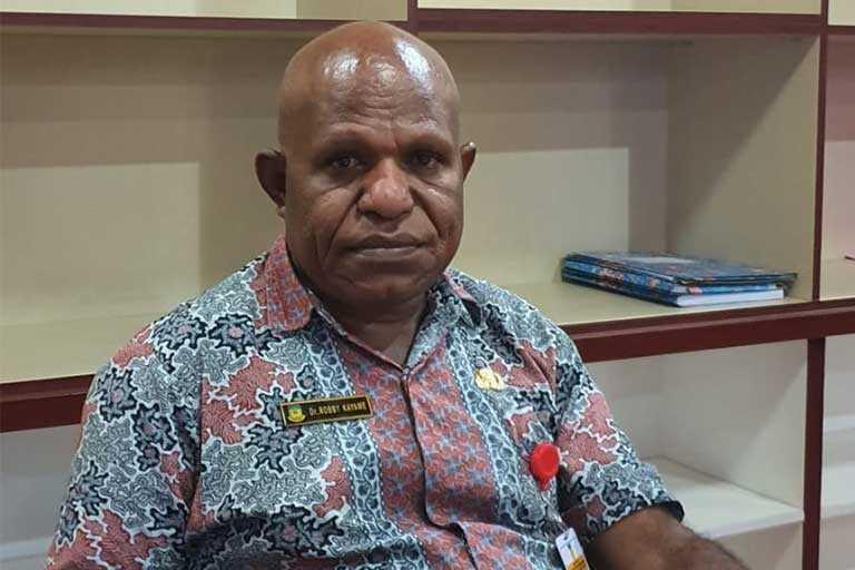 Dinkes Papua Terapkan 5 Hal