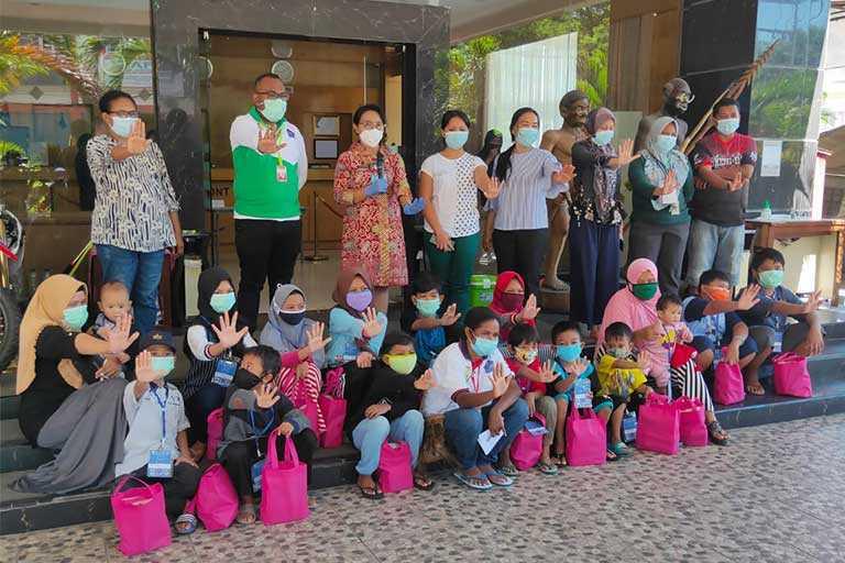 15 Anak Pasien Covid-19 Di Kota Jayapura