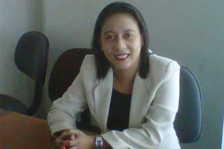 Psikolog Adriana Mailoa