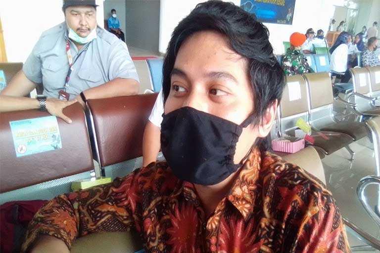 Garuda Indonesia Tunggu Surat Edaran