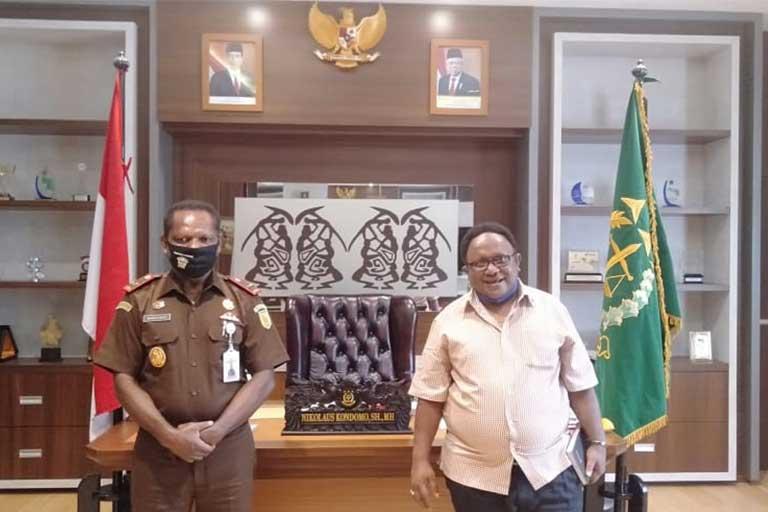Kasus Kredit di Bank Papua Cabang Enarotali