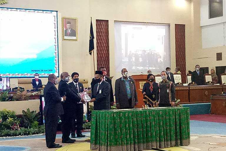 Pemprov Papua Kembali Raih WTP