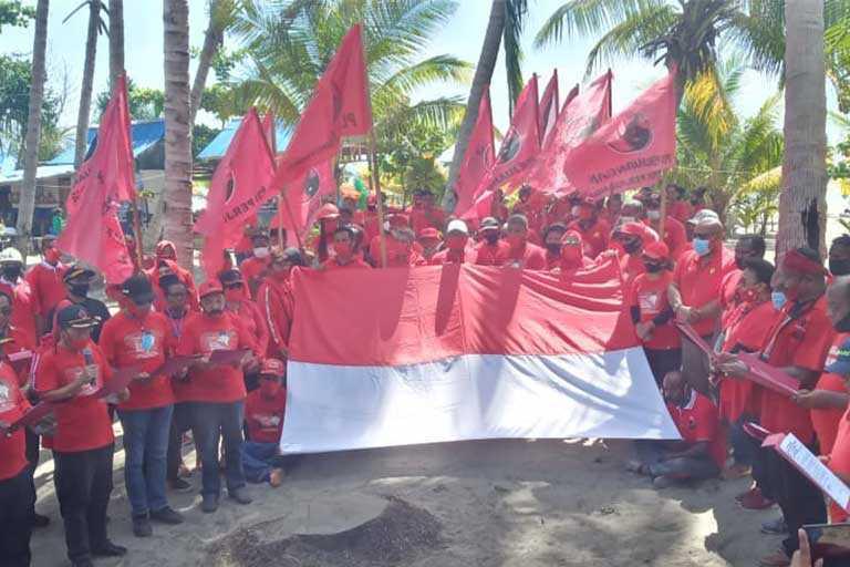 DPD PDIP Papua